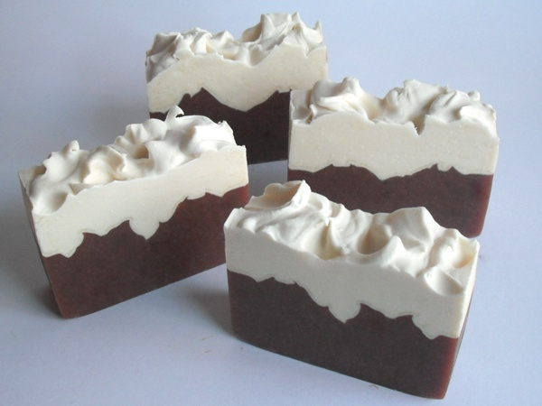 Hacer jabon de chocolate nata fabricar jab n casero natural - Fabricar jabon casero ...