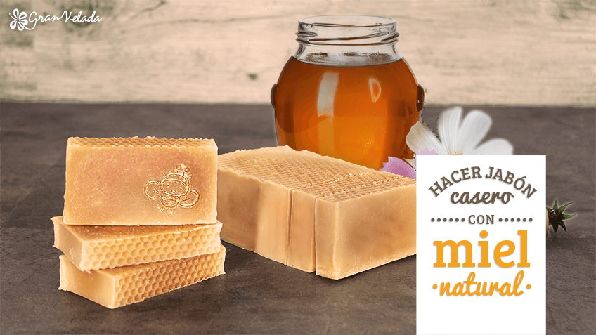 C mo hacer jab n casero con miel natural apto para todo - Como hacer membrillo casero ...