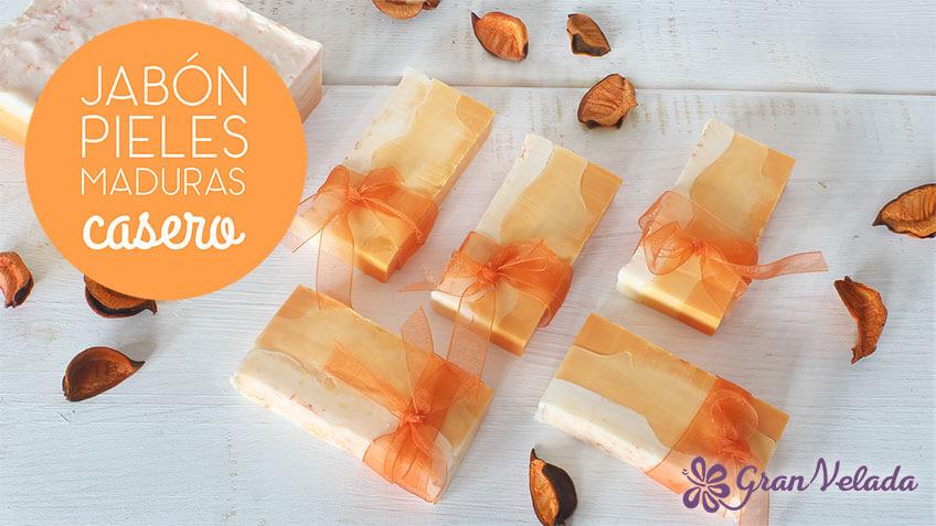 Jabon casero para la cara manteca de mango hecho en casa - Jabon de glicerina casero ...